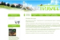 Alex travel launched a new web site