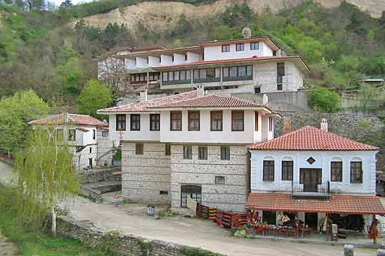 почивка България в хотели на град Мелник