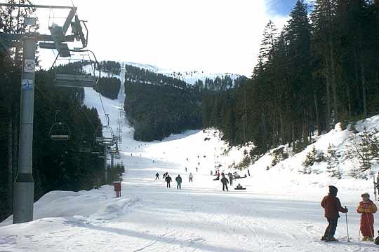 ски ваканция в Банско - България